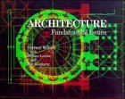 Architecture, Forrest Wilson and Ron Keenberg, 0471289191
