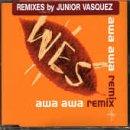 Awa Awa-Remix [Maxi-CD] [Audio CD] Wes