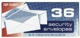 Price comparison product image Tf Envelope Secur#10 Size 36ct Top Flight Return Address Security Envelopes