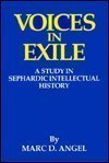 Voices in Exile, Marc D. Angel, 0881253707
