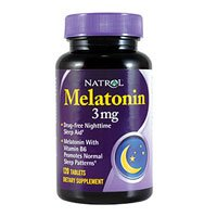 Natrol Melatonin 3mg Tablets