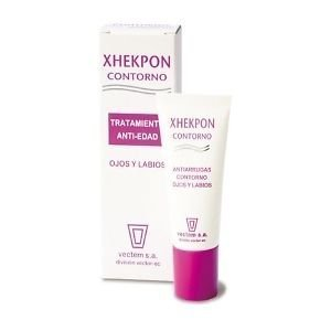 Xhekpon Contorno Ojos Labios Eye & Lip Contour 15ml Treatment Beauty Product by Skin Product