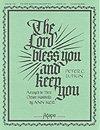LORD BLESS YOU AND KEEP YOU, THE - Peter Lutkin - Ann Ker - Handbells - Sheet Music ebook