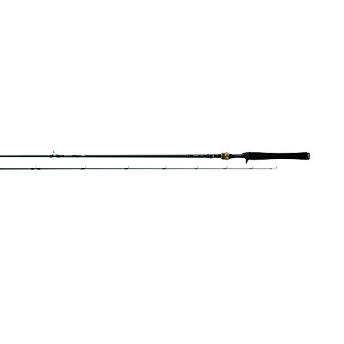 Daiwa Tatula Casting Rod, Gold, 6-Feet 10-Inch/Medium, used for sale  Delivered anywhere in USA