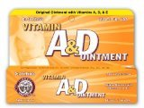 (Dr. Sheffield's Vitamin A&D Ointment - 1ounce Tube)