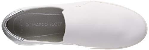 white Tozzi Premio Bianco Donna 2 Marco 22 24725 Mocassini 2 100 zadOxq