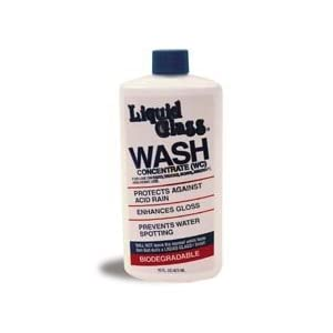 Liquid Glass Wash Concentrate (16 oz.)