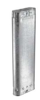 ner Diameter - Type B Oval Gas Vent - Double Wall - 12