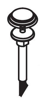Moen 116667ORB Part Upper Diverter Rod T922 Series