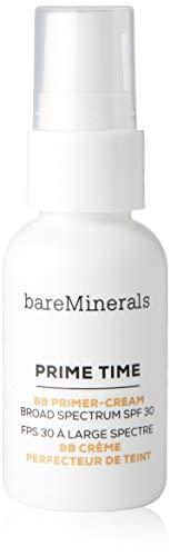 bareMinerals Prime Time BB SPF 30 Primer Cream, Fair, 1 Fluid Ounce