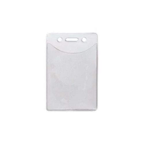 - Anti-Print Transfer Vertical Badge Holder, Data/Credit Card Size (Pack of 100)