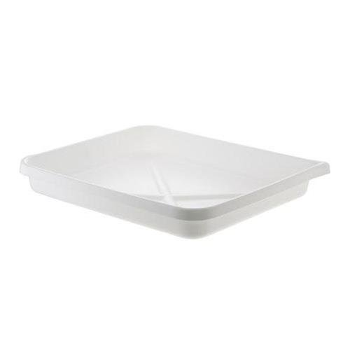 "Adorama Plastic Print Developing Tray with Ribbed Bottom, 8x10x3"" Deep, Set of Three Trays from Adorama"