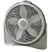 Lasko Products Genuine 20 Cyclone Fan Gray by Lasko