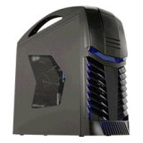 Supermicro SuperWorkstation LGA1150 900W Mid-Tower Workstation Barebone System, Black SYS-5038AD-T