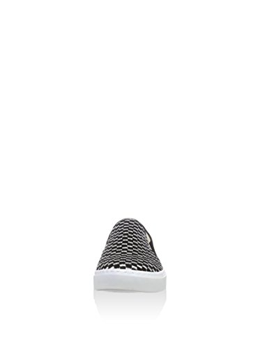 Sneakers Nfs601 Slip And Black Shoes On Squares White pXw1UxqgR