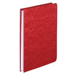 Office Depot Pressboard Side-Bound Report Binders With Fasteners, Executive Red, 60% Recycled, Pack Of 10, A7025129 (Executive Binders Red)