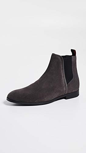 Boot Boss Grey Suede Dark Desert Hugo Boheme Chukka Men's Up Lace WCBO0OqPw