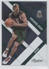 Michael Redd #494/499 (Basketball Card) 2010-11 Prestige - Prestigious Pros - Green #22 ()