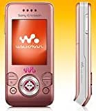 Sony Ericsson W580i Walkman Cellular Phone Pink (unlocked)