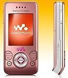 Sony Ericsson W580i Walkman Cellular Phone Pink (unlocked)