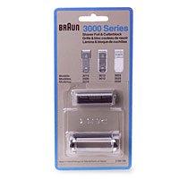 Braun 3000FC System 1-2-3 Foil - Braun 3612 Shaver