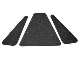 (BMW e30 engine Hood sound Insulation foam Pad Set NEW fresh 3-series lid)