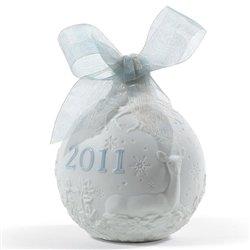 Lladro Christmas Ball 2011