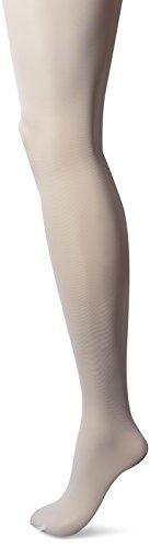 L'eggs Women's Sheer Energy Control Top Toe Pantyhose, White, B -