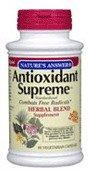 Nature suprême Antioxydant réponse, 60-Count