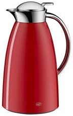 Alfi Vacuum Carafe Stylish Design Clip lid to keep contents fresh 940ml Thermos 12 hours hot or 24 hours cold