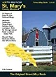 img - for St. Mary's County, Maryland Street Map book / textbook / text book