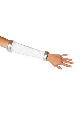 Sexy Women's Space Commander Gloves Astronaut Costume Accessory (Womens Astronaut Costume)