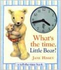 Whats The Time Little Bear