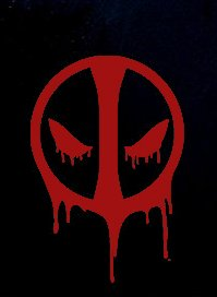 Price comparison product image Deadpool Blood Decal Vinyl Sticker Cars Trucks Vans Walls Laptop  RED  5.5 x 3.75 in CCI1168
