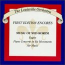 Eagles / Air Music / Piano Concerto in 6 Movements (Music of Ned Rorem)