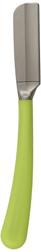 Feather SS Japanese Straight Razor, Lime