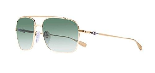 Chrome Hearts - Bangover - Sunglasses (Gold, Dark Green G15 - Sunglasses Chrome Heart