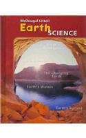 McDougal Littell Science: Student Edition Grade 6 Earth Science 2006