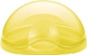 NUK Soother Travel Pod Yellow - 2 Pack ()