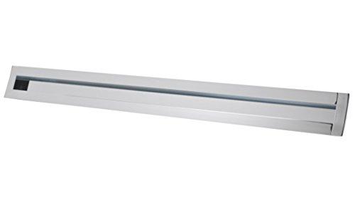 Zen Designs ZP0060.42 Smart Solua Smart Recessed Flush Cabinet Hardware Centers Handle Pull, 17 5/8'', Chrome by Zen Designs