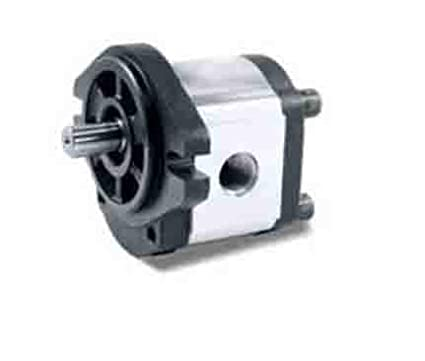 Anfield Aluminum 0.97 CID Hydraulic Gear Pump Direct Replacement for Dynamic GF-F20-16-P-R Cubic Inch Displacement