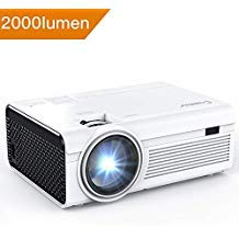 Galleon - Crosstour Video Projector With 170'' Display And 1080P