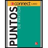 Connect - Stand-alone Access Card for Puntos de Partida 10th Edition