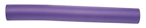 """Diane Twist-Flex Long Rods, purple, 1 1/4"""" diameter 10"""" Long 3pcs"""