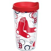 Tervis Tumbler MLB Boston Red Sox Bubble Up Wrap 16oz with Travel Lid