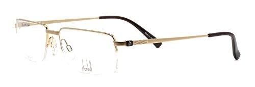 Eyeglasses Dunhill D2022 B gold titanium frames - Dunhill Glasses