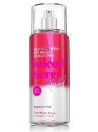 Victoria's Secret Beauty Rush 'JUICED BERRY' Body Double Mist 250 ml (8.4 oz) by Victoria's Secret