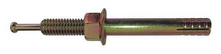 Hammer Drive Pin Anchor, Steel, PK120