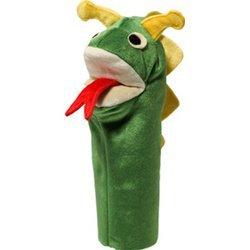 Green Dragon Baby Einstein Puppet ()