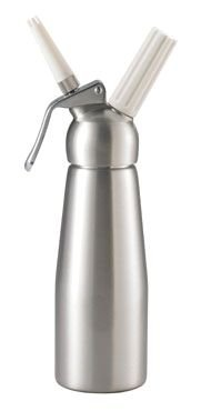 Browne (574351) 34 oz Aluminum Mosa Cream Whipper by Browne Foodservice